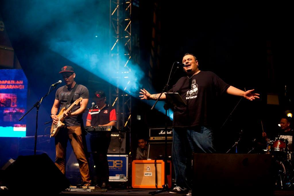 Hire a Live Band in Malaysia