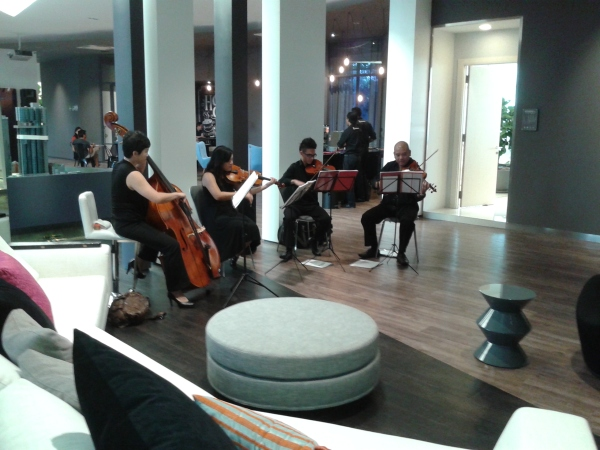 String Ensemble Hire KL
