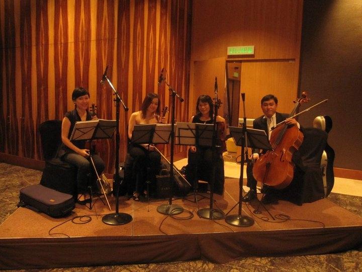 Classical Musicians Hire KL